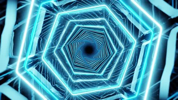 Thumbnail for Lighting In Spectrum Honeycomb 03 4K