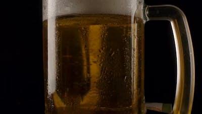 Cold Beer in Wet Cups