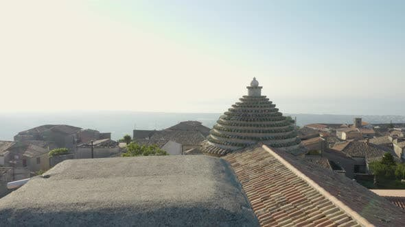 Gerace City in Calabria