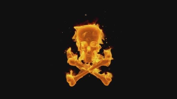 Skull Bones - Fiery Show