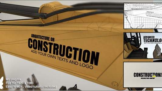 Thumbnail for Construction Titles
