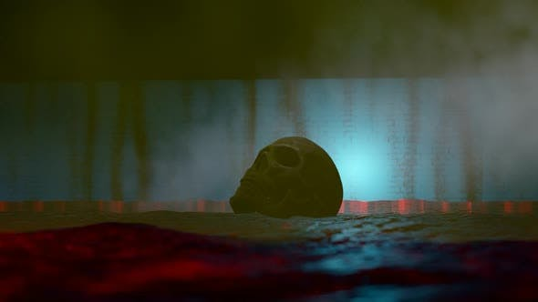 Thumbnail for Hell Hot Blood Pool and Skull