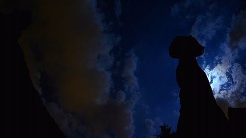 Night Clousd - Fairy Chimneys