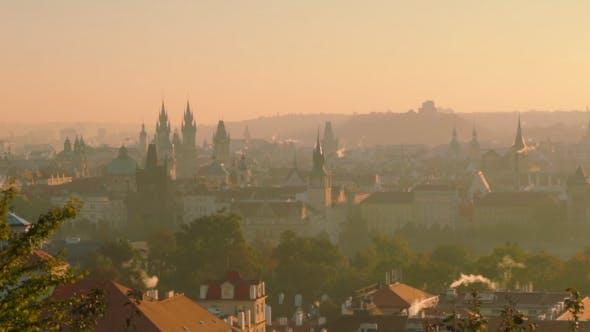Thumbnail for Morgen über Prag