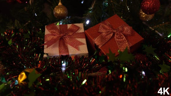 Thumbnail for Christmas Decoration And Presents