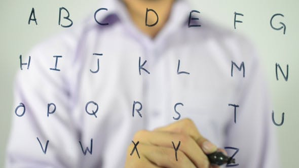 Thumbnail for Alphabets