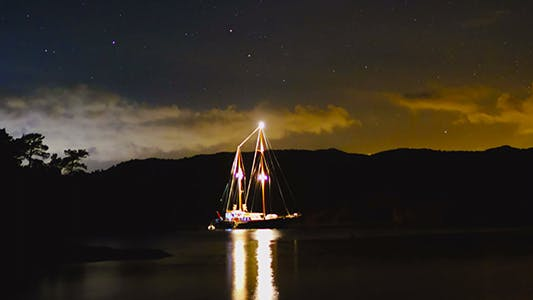 Cover Image for Night Boats and Stars
