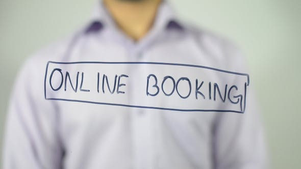 Thumbnail for Online Booking