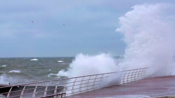 Thumbnail for Storm on the Black Sea