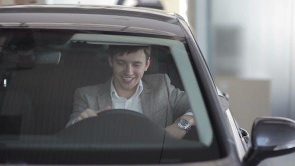 Thumbnail for Keys To His Dream Car