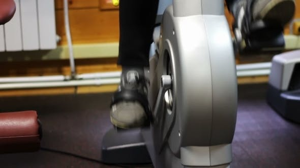 Thumbnail for Exercise Bike At The Gym