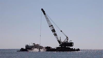 Marine Crane