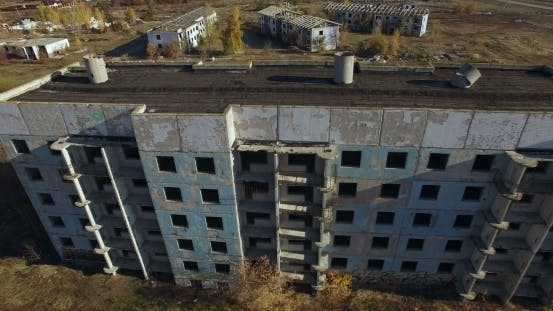 Thumbnail for Abandoned High-Rise Building