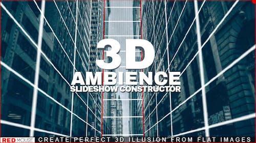 Ambiance 3D Photo animator
