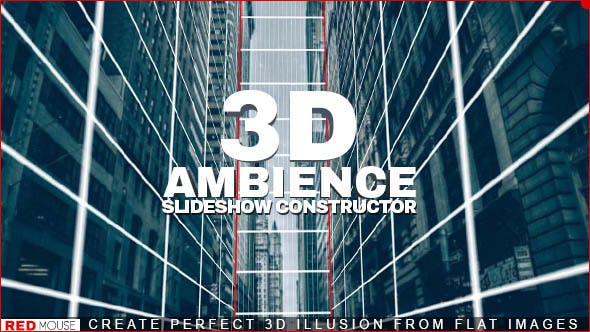 Thumbnail for Ambiance 3D Photo animator