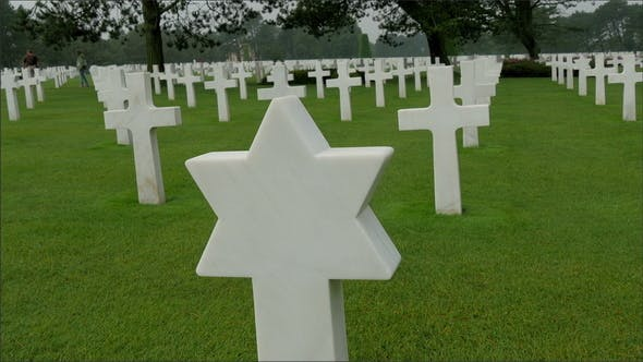 Thumbnail for One of the Star Tomb from the Normandy Cemetery