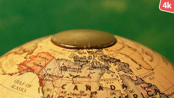 Thumbnail for Vintage Old Globe 134