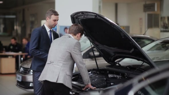 Thumbnail for Manager Tells About Engine Of Car