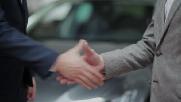 Thumbnail for Successful Deal In The Car Dealership