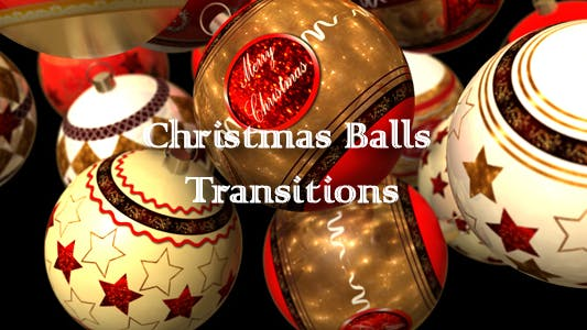 Thumbnail for Christmas Balls Transitions