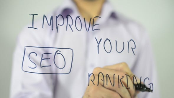 Thumbnail for Improve Your SEO Ranking, Transparent Screen