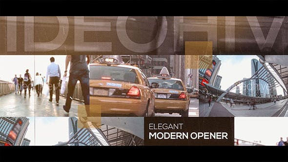 Thumbnail for Elegant Modern Opener