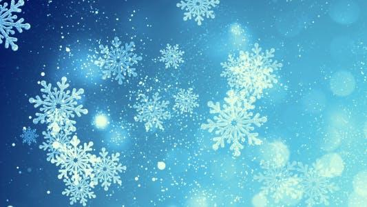 Thumbnail for Christmas SnowFlakes 5