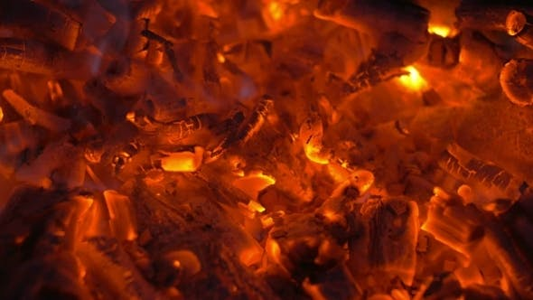 Thumbnail for Hot Coals In The Fire