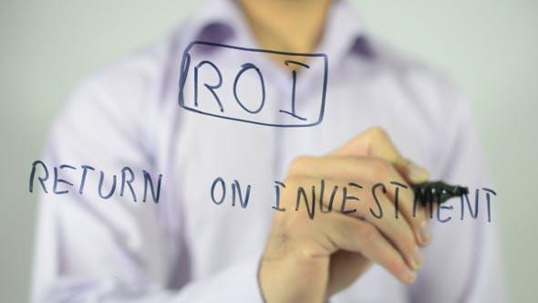 ROI, Return on Investment
