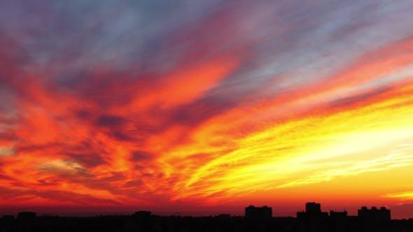 Thumbnail for Beautiful Pre-Dawn Sky
