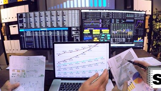 Stock Market Data Info