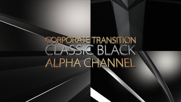 Thumbnail for Corporate Transition Classic Black 4 Pack