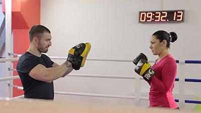 Training of Boxing