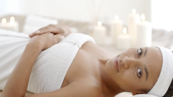 Thumbnail for Young And Healthy Woman In Spa Salon