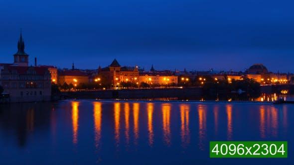 Thumbnail for Morgen am Ufer der Moldau