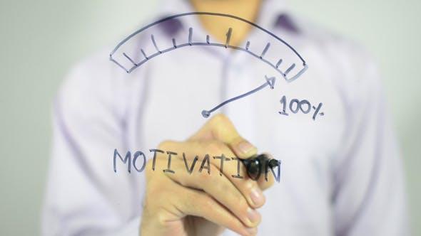 Thumbnail for Motivation, Concept Illustration on Screen