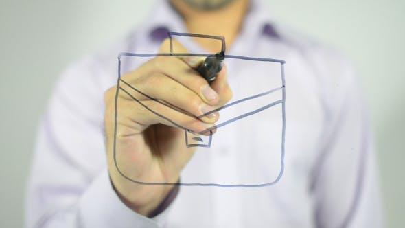 Thumbnail for Hand Bag, Concept Illustration
