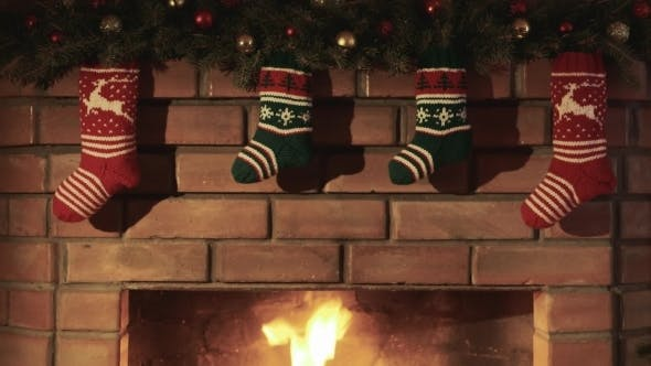 Thumbnail for Socks For Christmas Gifts
