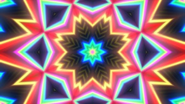 Thumbnail for Rainbow Kaleida