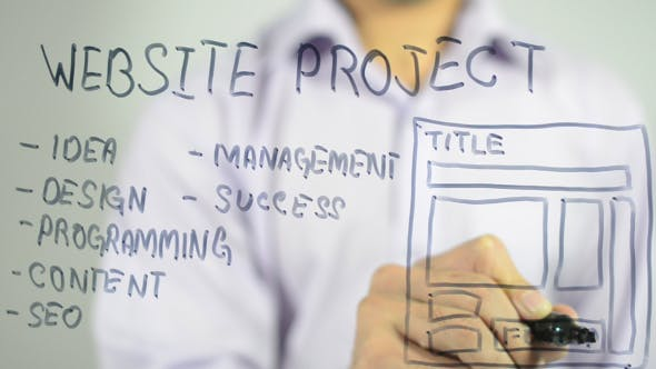 Thumbnail for Website Project