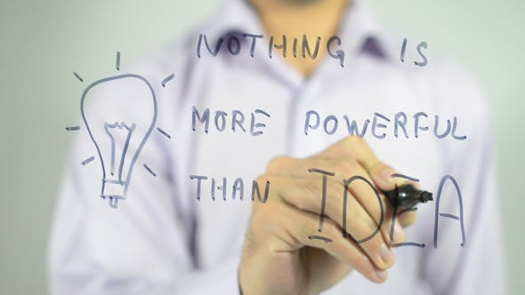 Thumbnail for Nothing is More Powerful than Idea