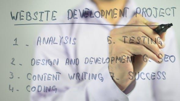Thumbnail for Website Development