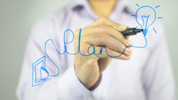 Thumbnail for Plan, Illustration