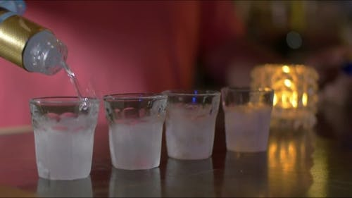 Barman Gießen Alkohol