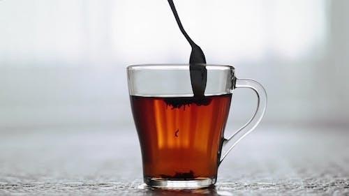 Prevent Sugar Glass Cup Of Tea