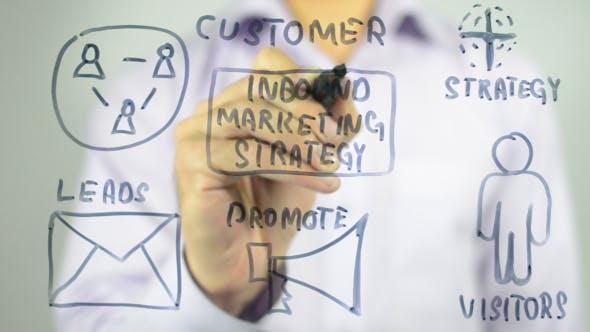 Thumbnail for Inbound Marketing Strategy, Illustration