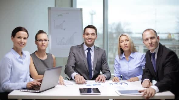 Thumbnail for Business People Having A Meeting 9