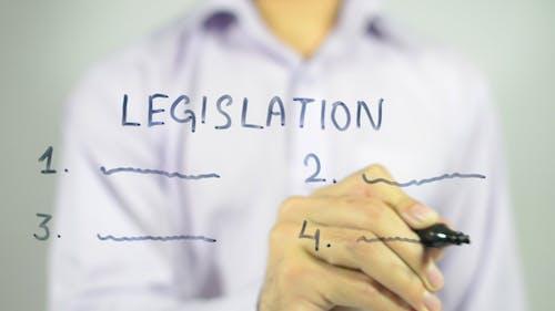 Legislation , concept Illustration