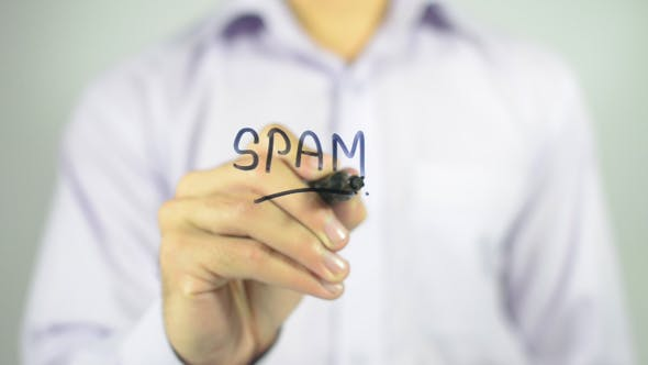 Cover Image for Spam