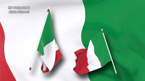 Thumbnail for Flag Transition - Italy